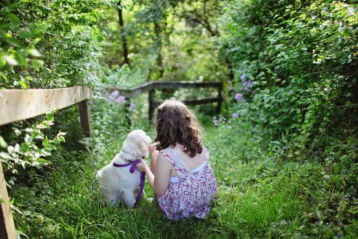 Rasy psów dla rodzin z dziećmi