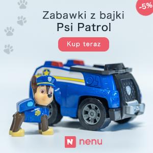 Zabawki z serii psi patrol!